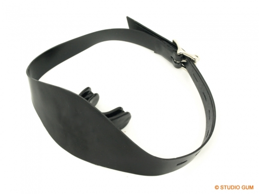 Teeth rubber Gag  with Belt I