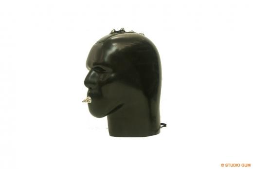 Heavy Rubber Helmet M4a-S
