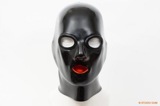 Anatomical Latex Mask