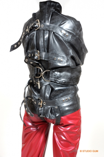 Straitjacket BA 5 with straps