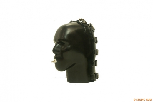 Heavy Rubber Helmet M4a-R