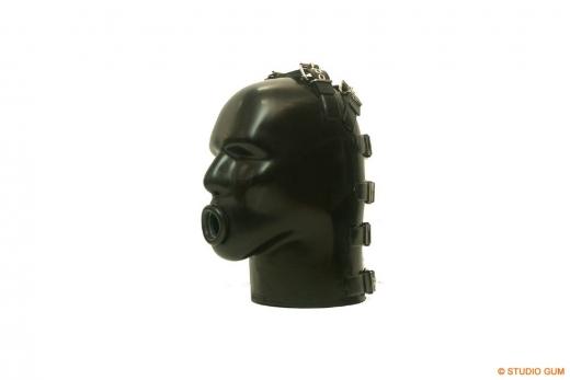 Heavy Rubber Helmet M4b-R