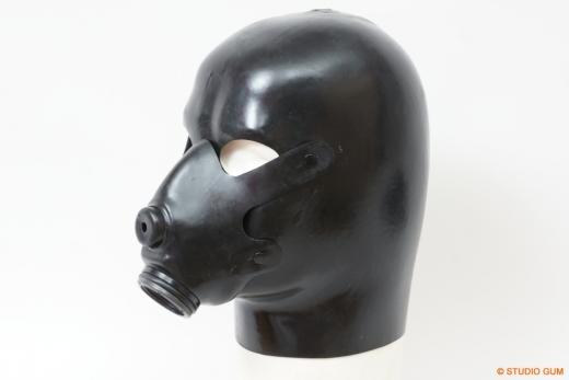 Disziplin Latex Mask DM 1a