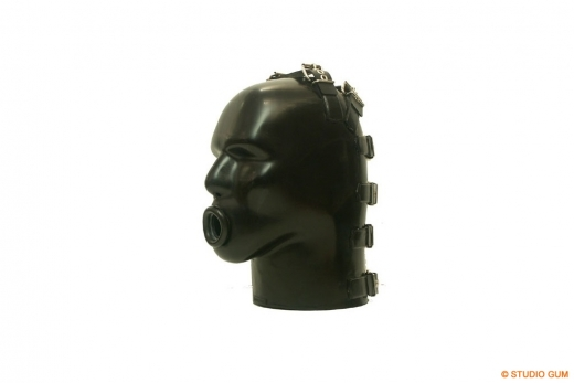 Heavy Rubber Latex Helm M4c-R