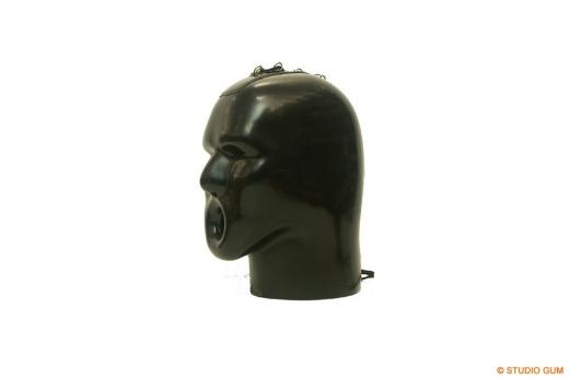 Heavy Rubber Helmet M4-S
