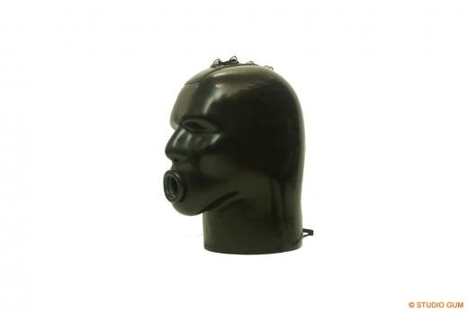Heavy Rubber Helmet M4b-S