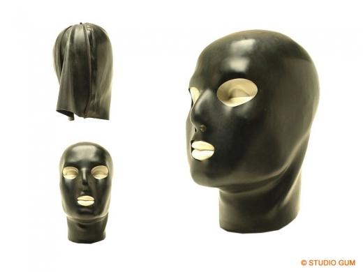 Latex Mask M 1