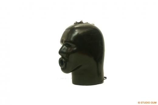 Heavy Rubber Helmet M4c-S