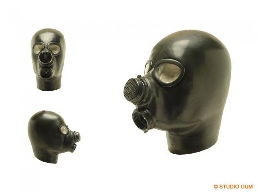 Gas Mask Hood GMH 2
