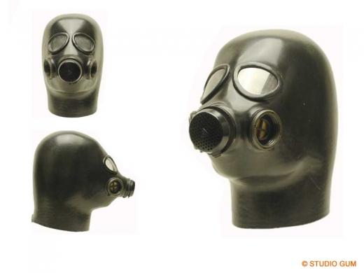 Gas Mask Hood GMH 7
