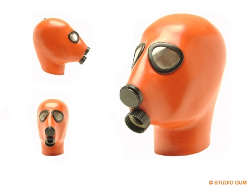 Gas Mask Hood GMH 23