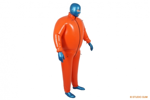 inflatable Latex Suit GA 5